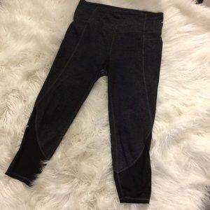 AThleta mesh crop leggings medium